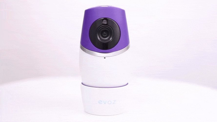 Evoz+Smart+Parenting+Monitor