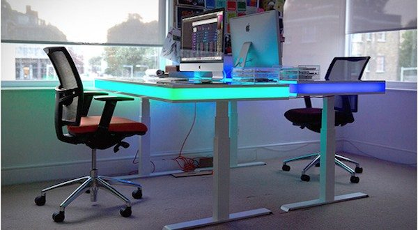 TableAir: The Only Standing Table You Need At The Office