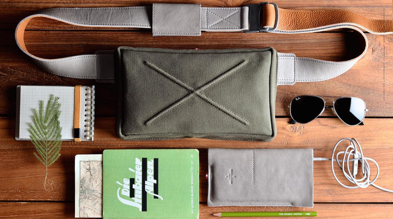 Phone Pack / Field By Hard Graft