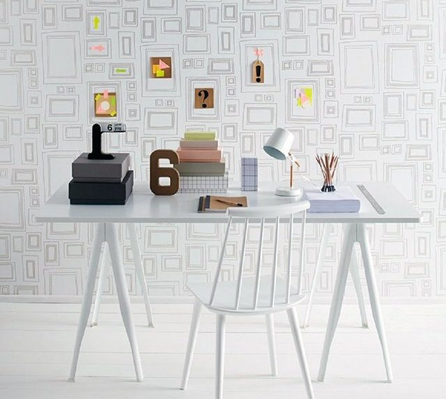 Frames Wallpaper – Be Creative in Filling Up the Frames