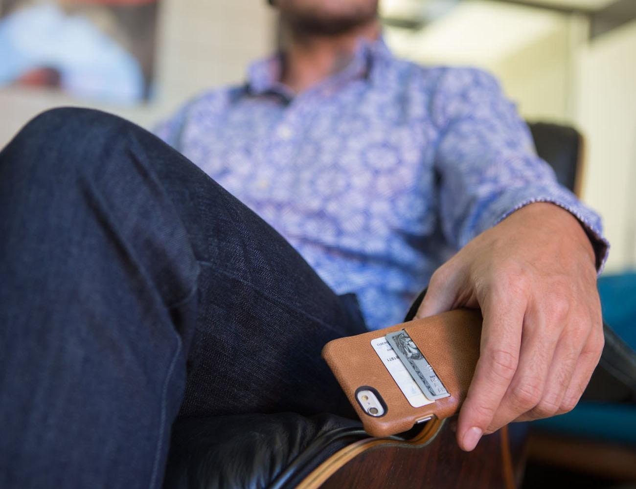 Hex+Solo+IPhone+6+Plus+Wallet+Case