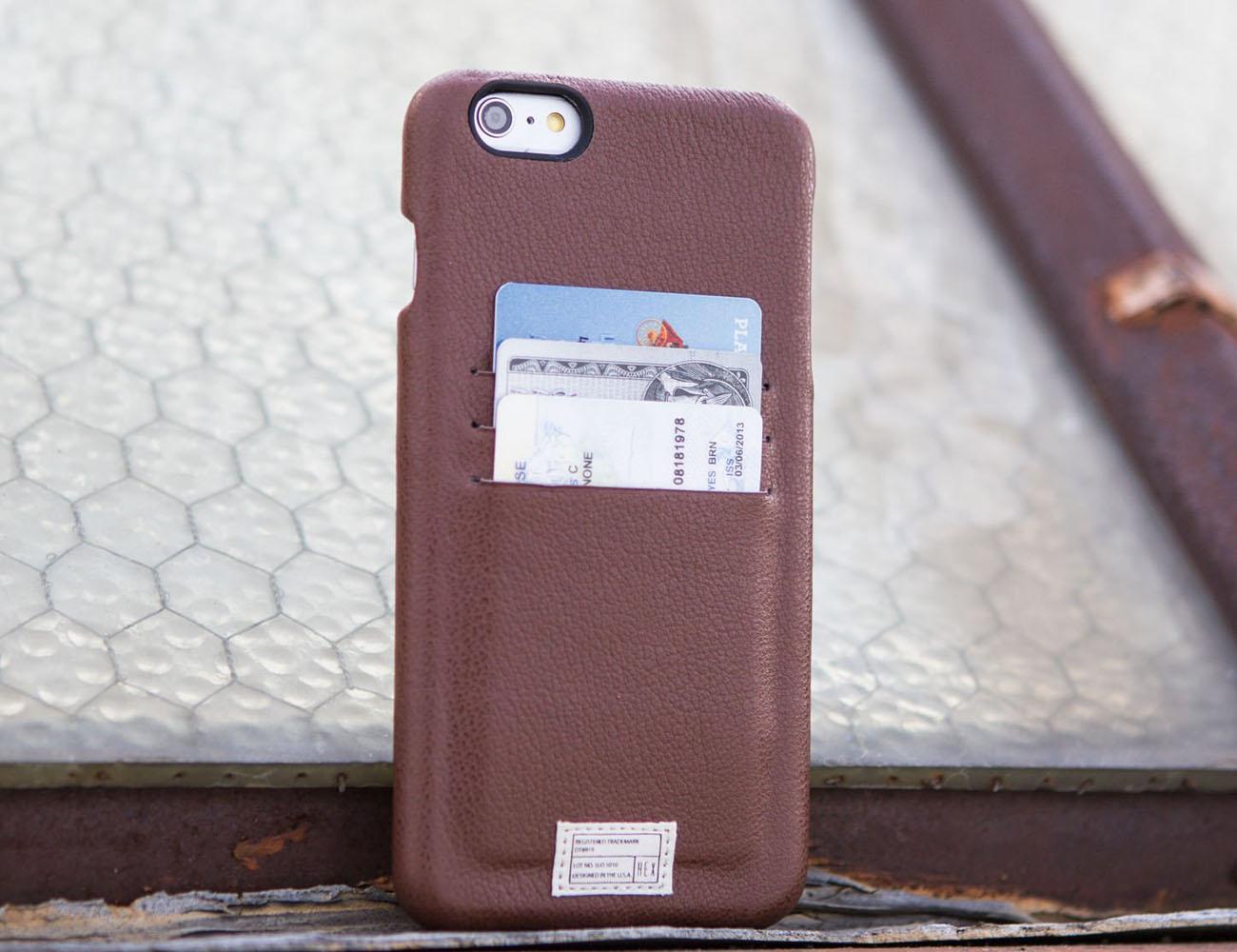 Hex Solo iPhone 6 Plus Wallet Case » Gadget Flow