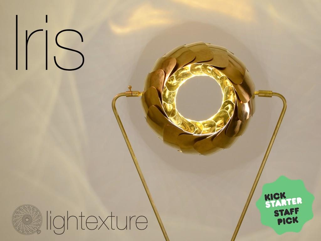 Iris Lamps