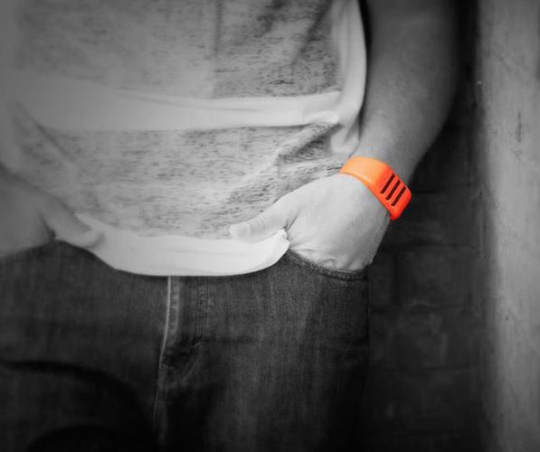 Kapture Audio-recording Wristband Device