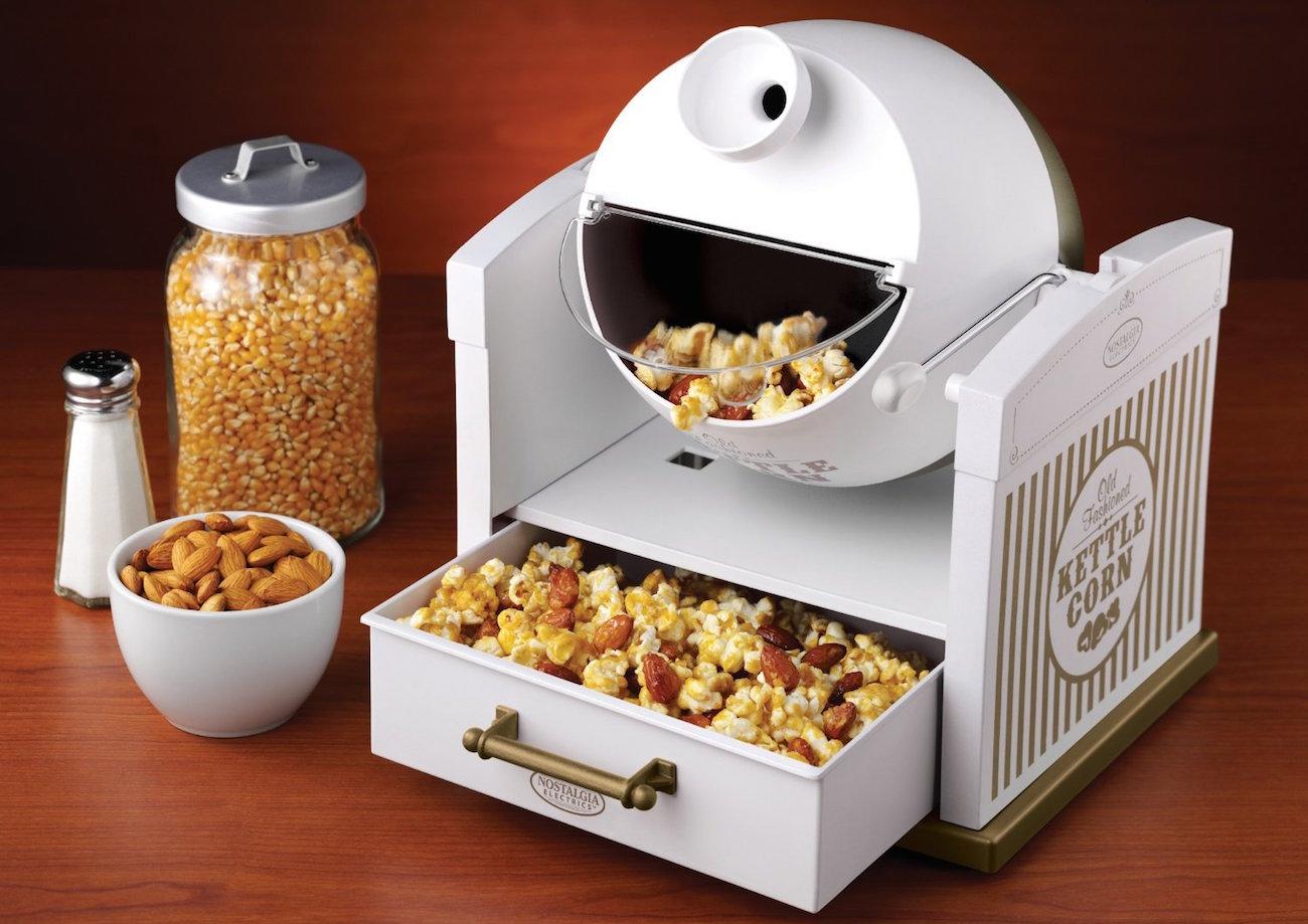 Kettle Corn Maker » Gadget Flow