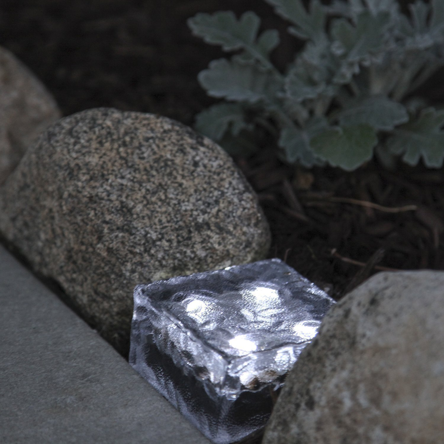 LED Solar Power Bricks