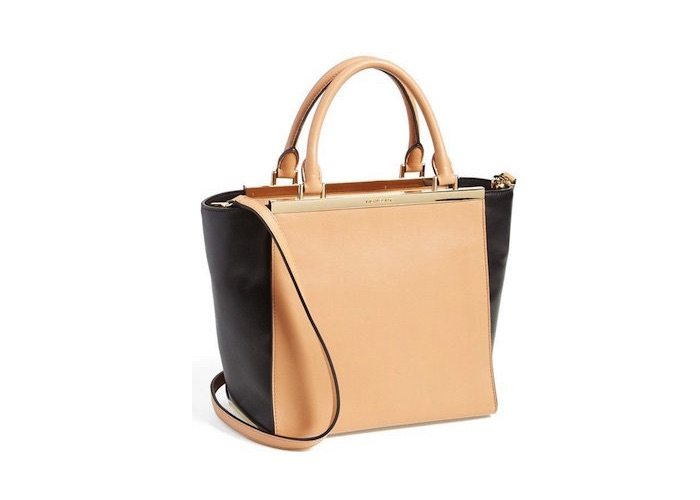Lana Medium Leather Tote by MICHAEL Michael Kors