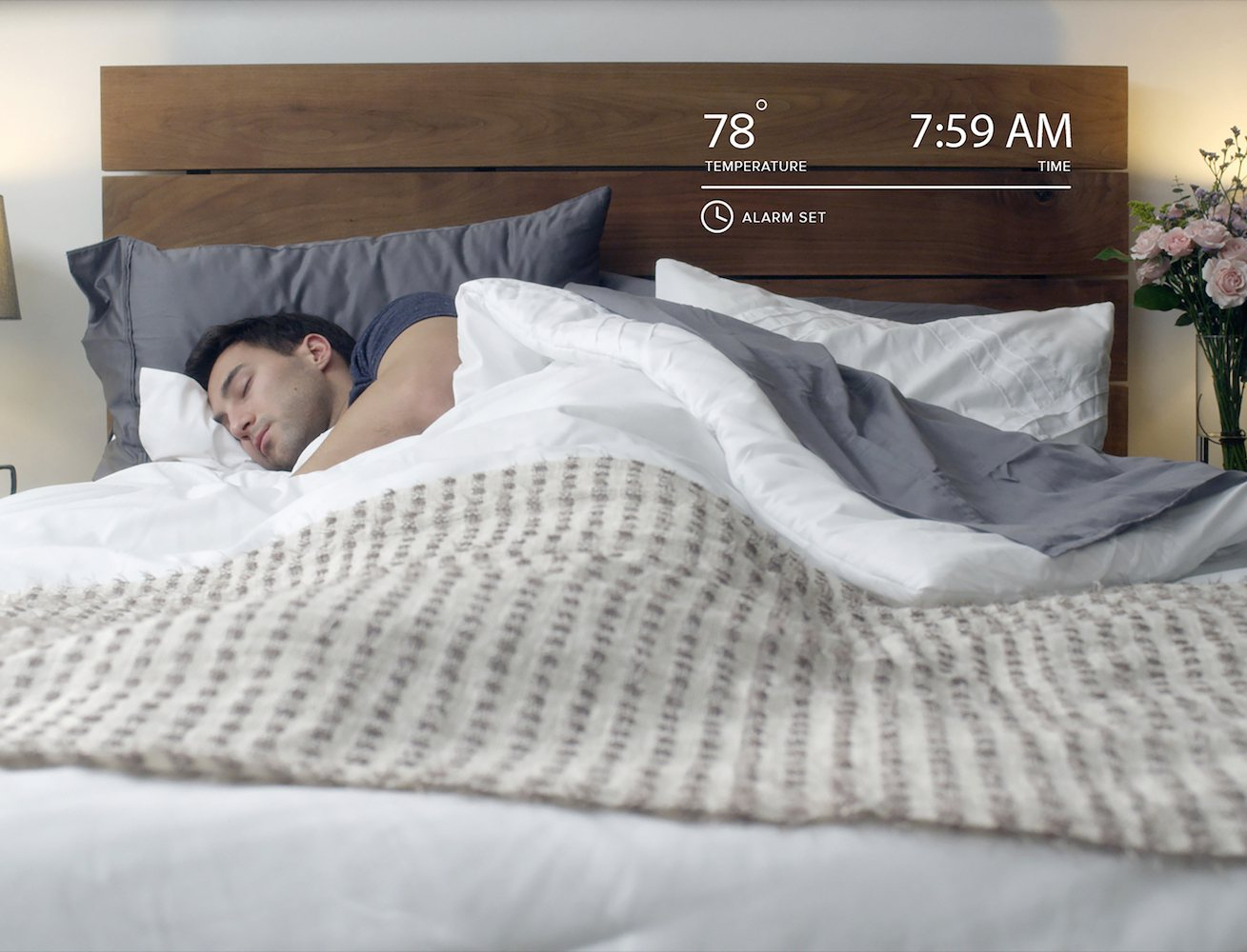 Eight Smart Mattress Cover