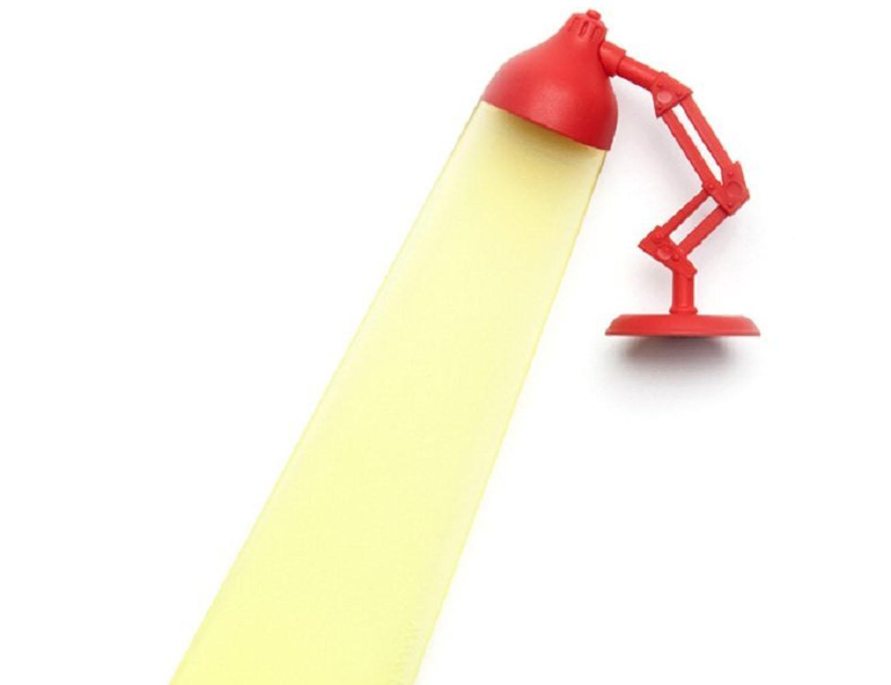 Lightmark – A Night Lamp Shaped bookmark