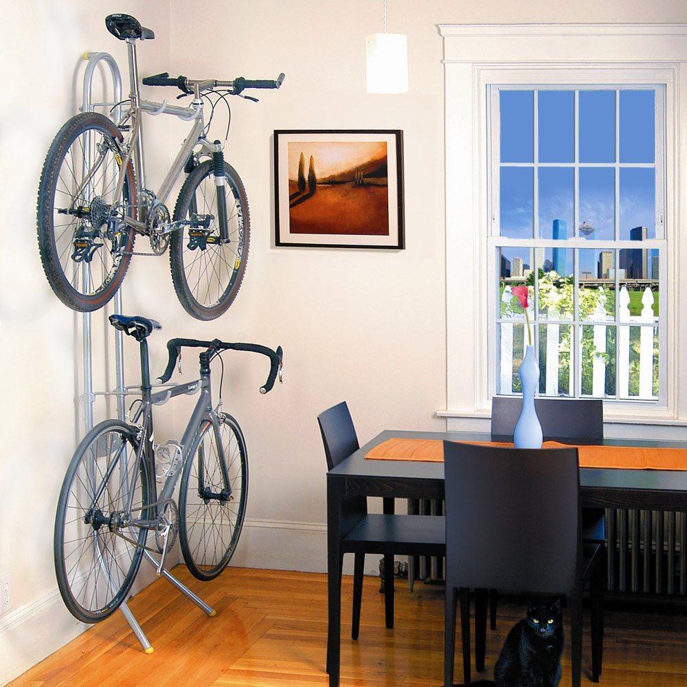 Michelangelo Two Bike Gravity Stand by PUBLIC Bikes