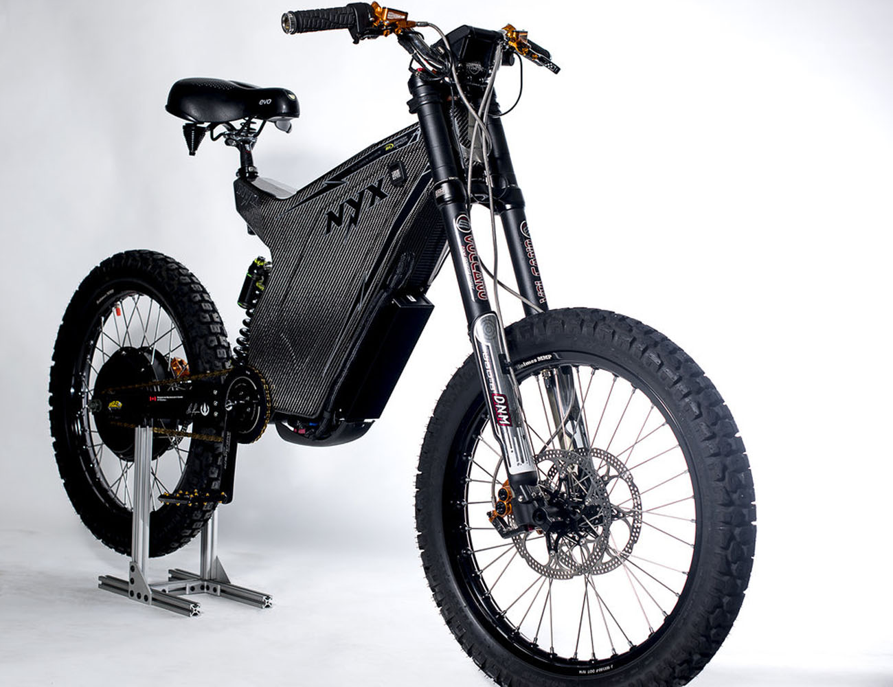 nyx 2015 the world s first carbon fiber e bike frame kit