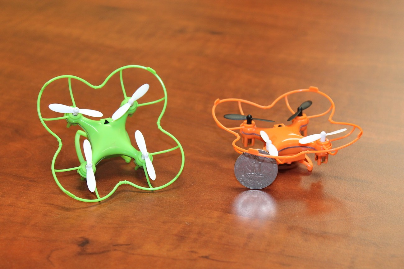 Nano Drone for Beginners