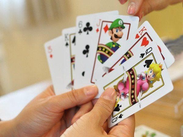 Nintendo Playing Cards