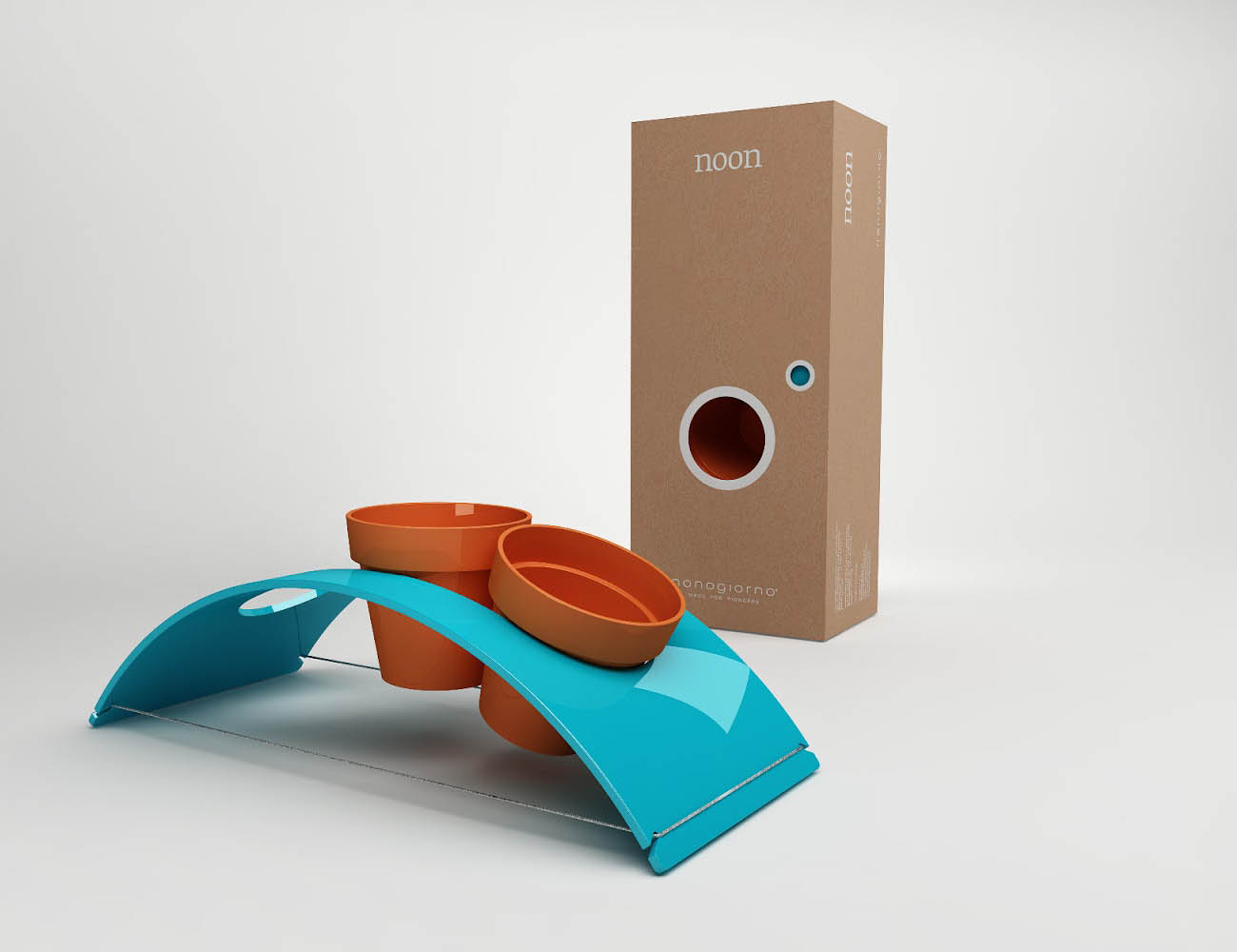 Noon Planter by Nonogiorno – Inspired From the Sundial
