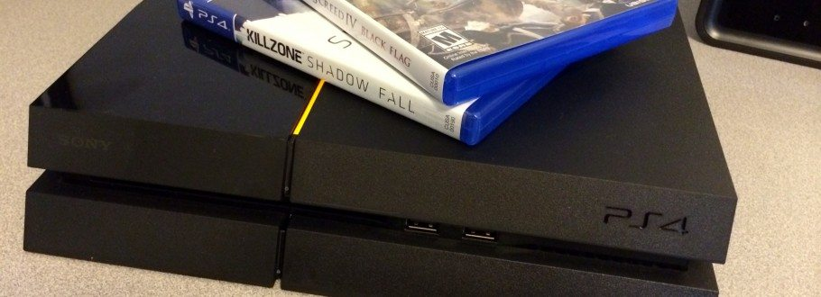 Sony PS4 is the Top Console of 2014 and Here's Why!
