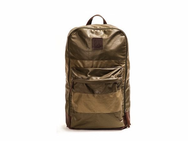 Paul Backpack – Color Blocked and Waterproof