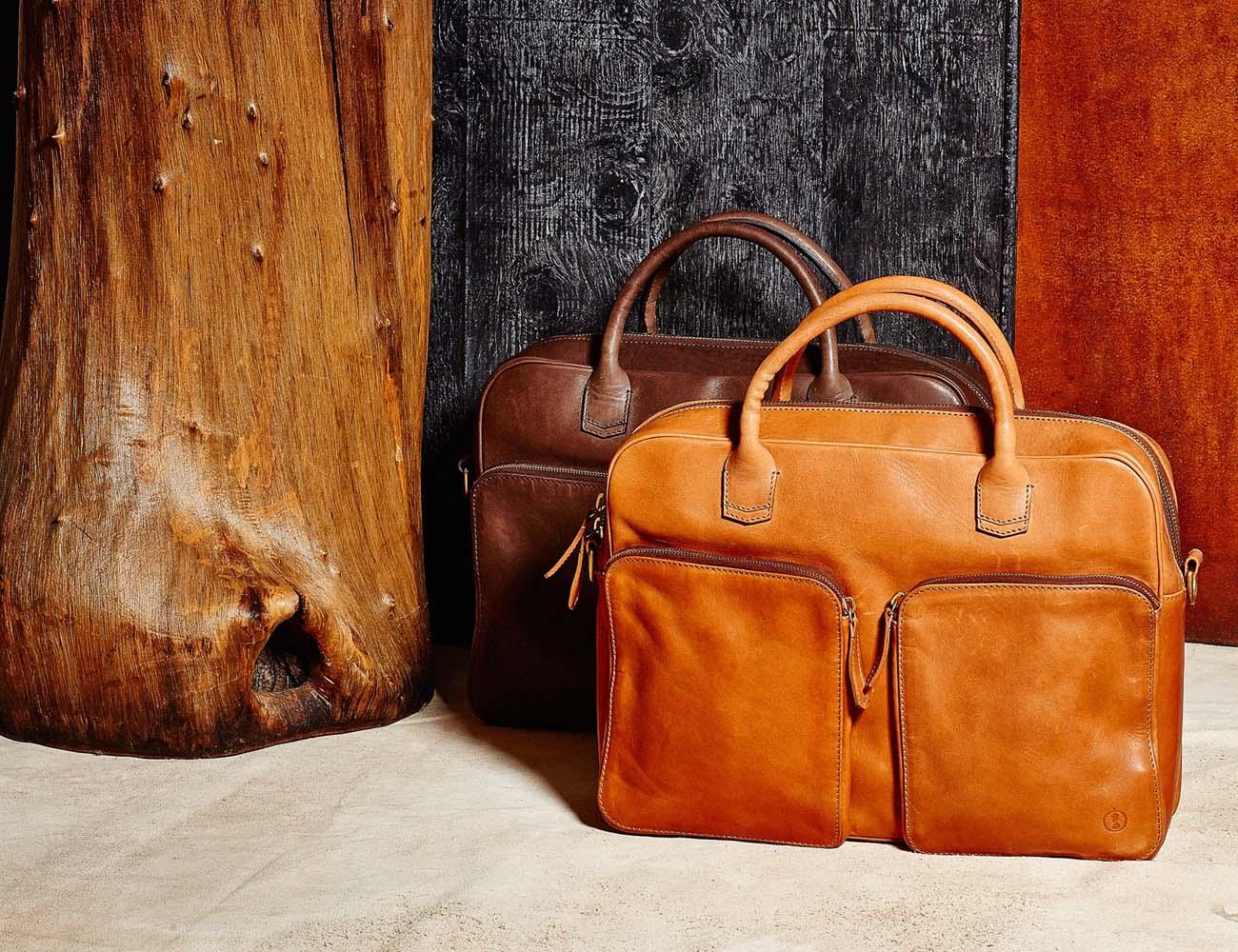 Portage+Briefcase+By+Libero+Ferrero
