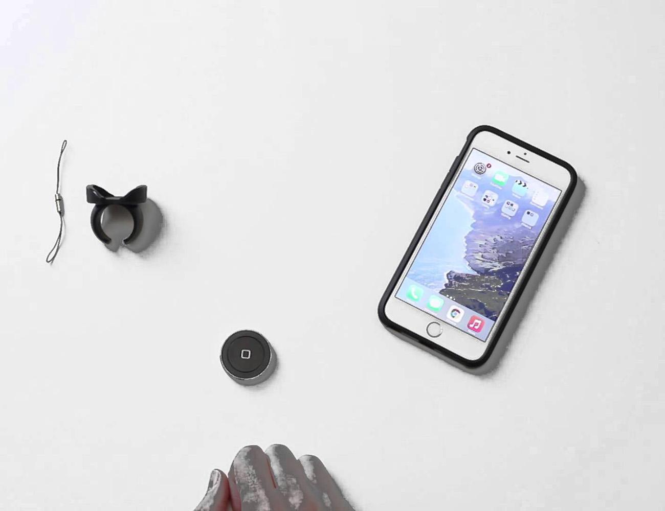 Satechi Bluetooth Home Button