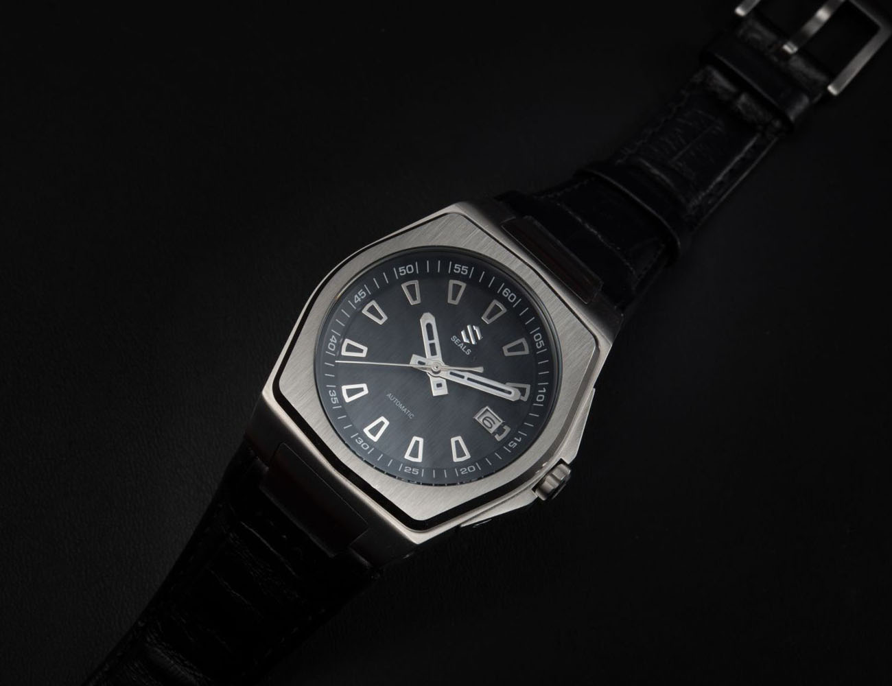 Seals Watch Company – Elegant Automatic Wrist Watches