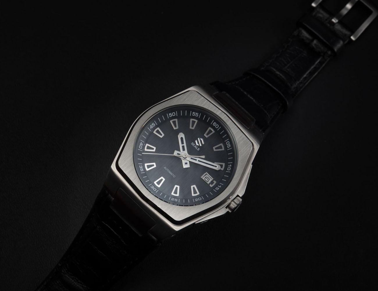 Seals Watch Company – Elegant Automatic Wrist Watches