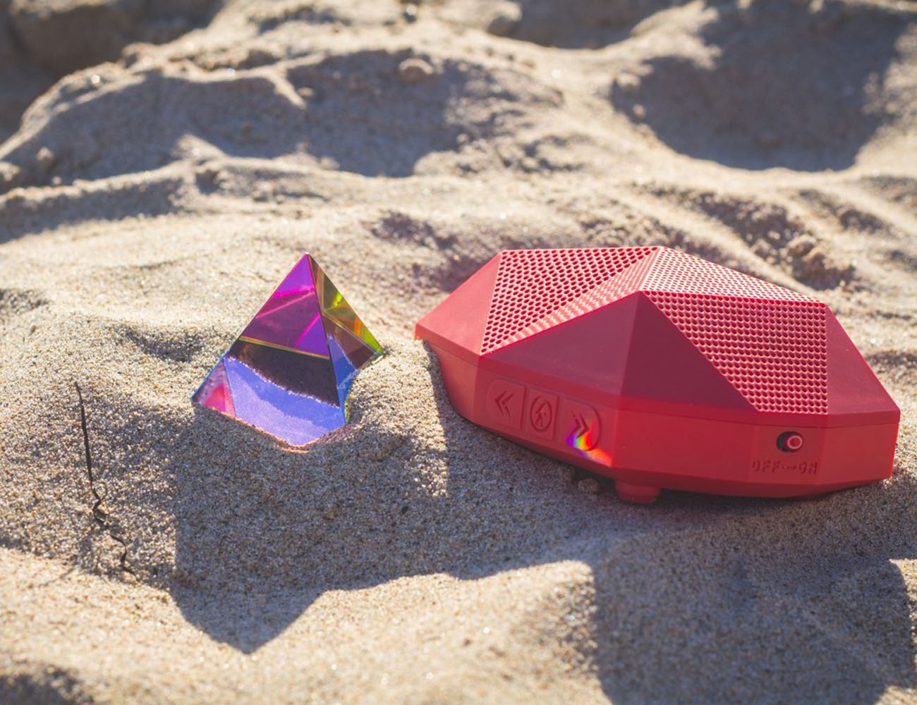 Turtle Shell Wireless Boombox by Outdoor Tech