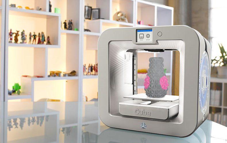 Two Color 3D Printer
