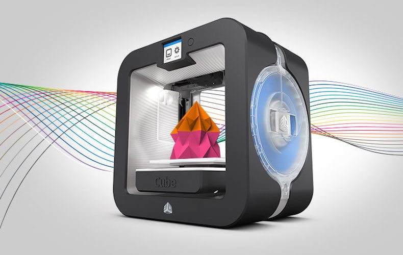 Two Color 3D Printer