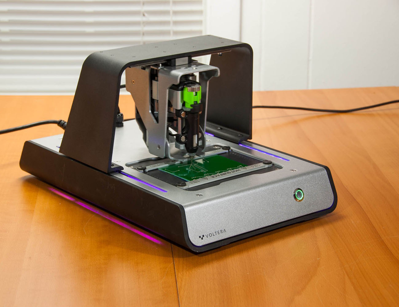 Voltera – Your Circuit Board Prototyping Machine