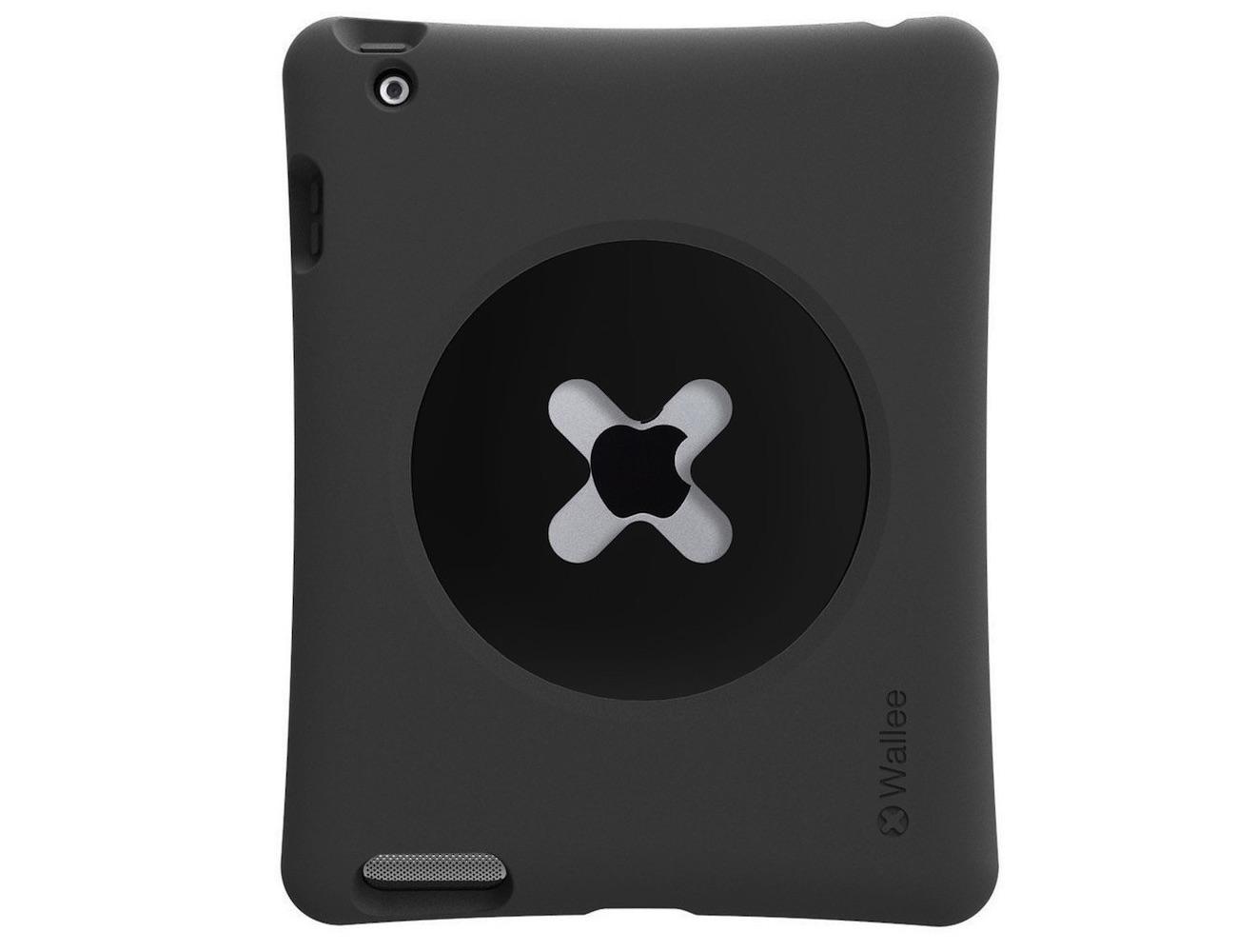 Wallee Pro Bumper for iPad 2, 3, 4, and Mini