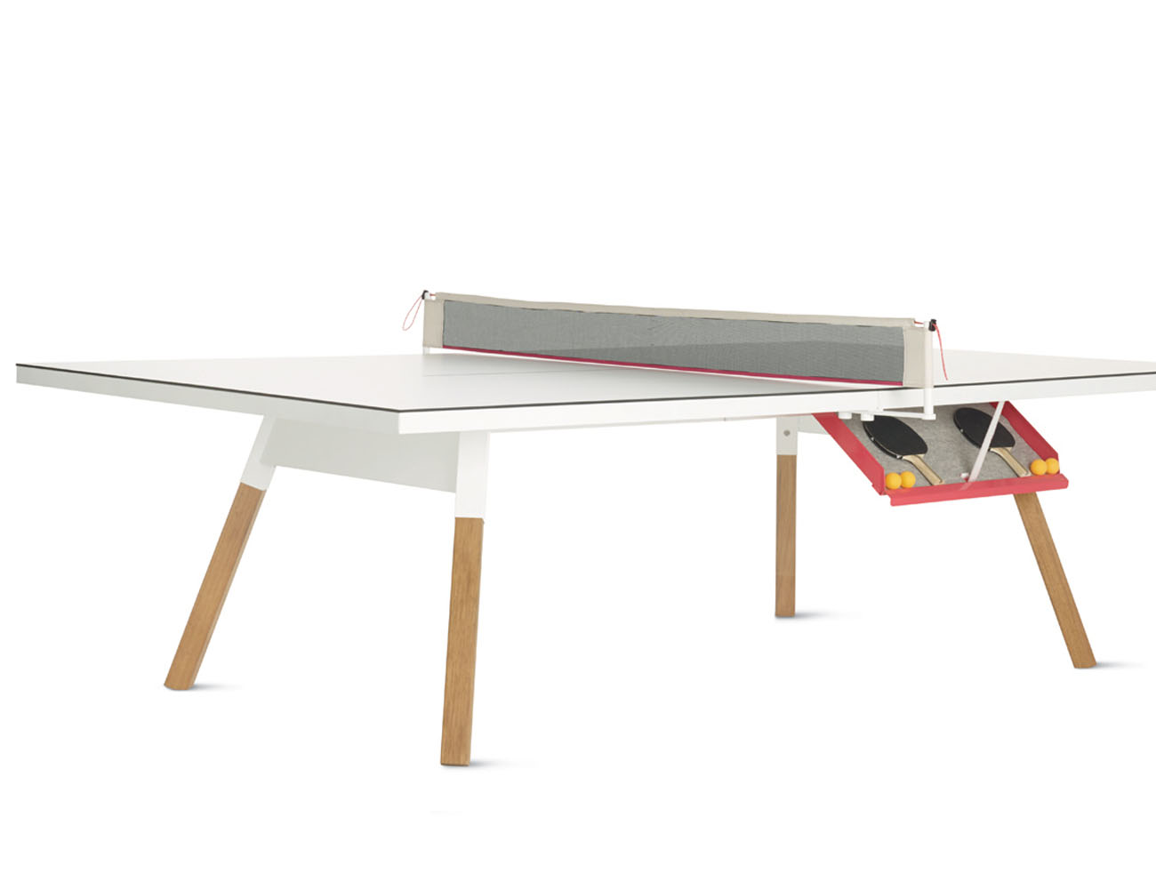 ... You And Me Ping Pong Table U2013 Works As A Dining Table Too