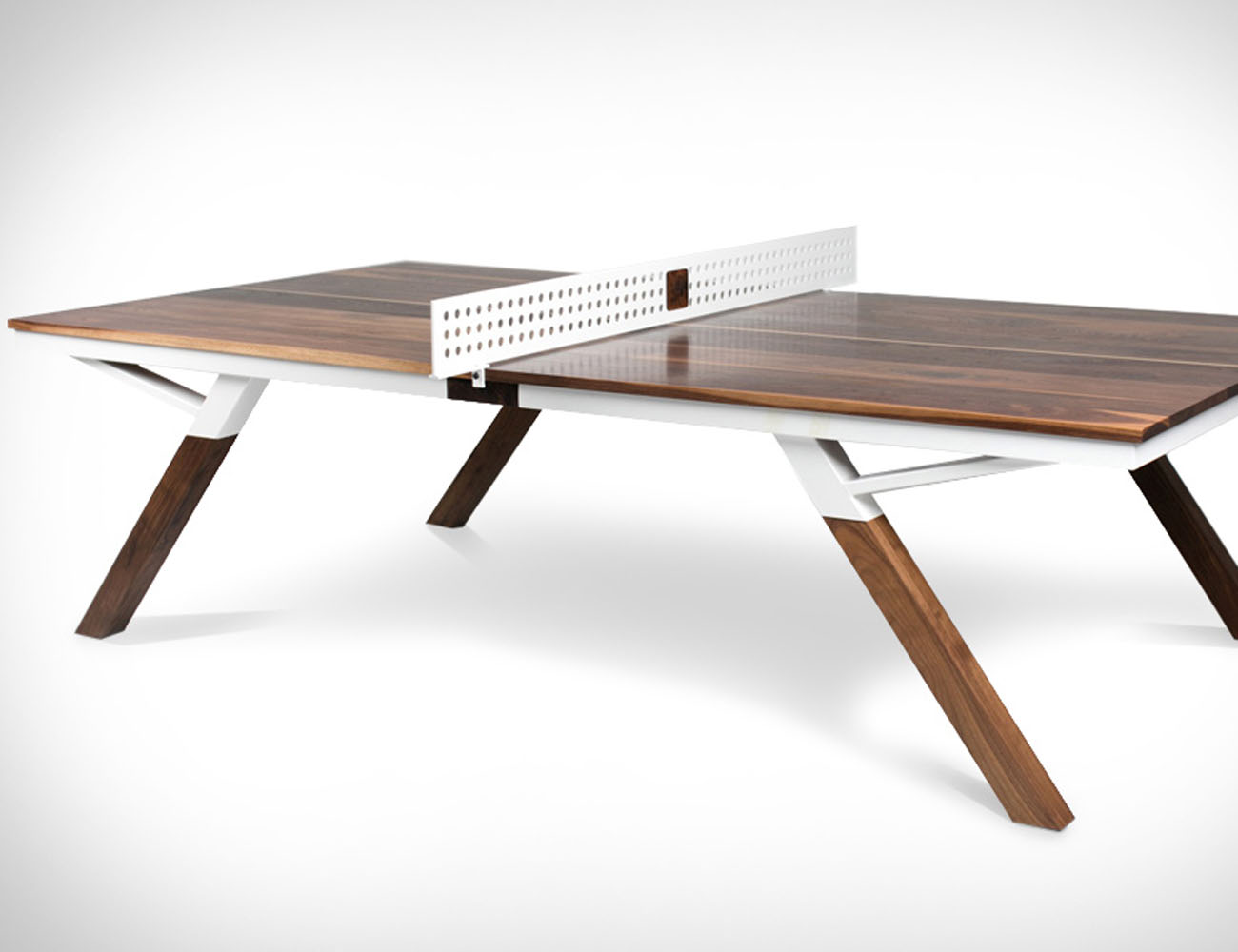 You And Me Ping Pong Table Works As A Dining Table Too