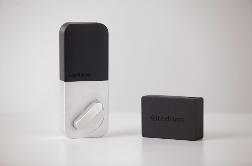 Lockitron Bolt Grants Access With A Touch of the App