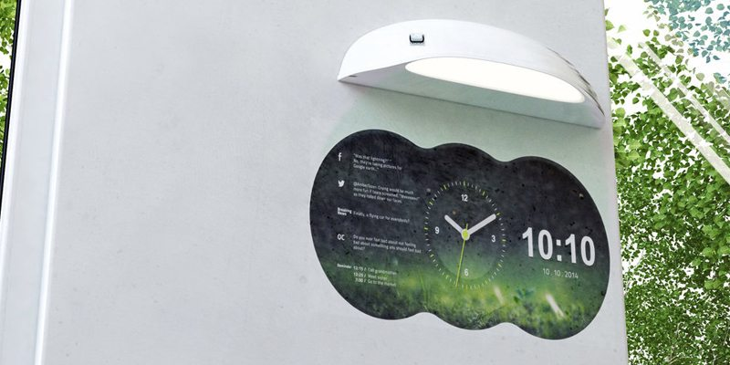 Coolest Clock on Indiegogo review