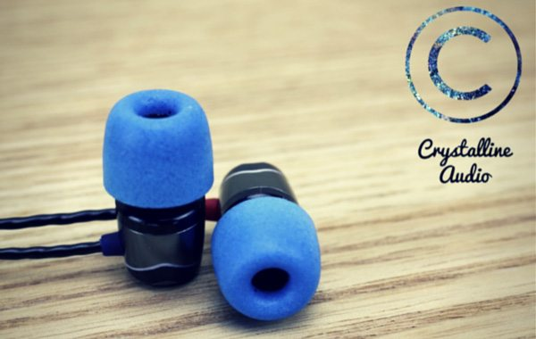 Crystal Tips Can Become a Comfortable Companion for Your Earphones