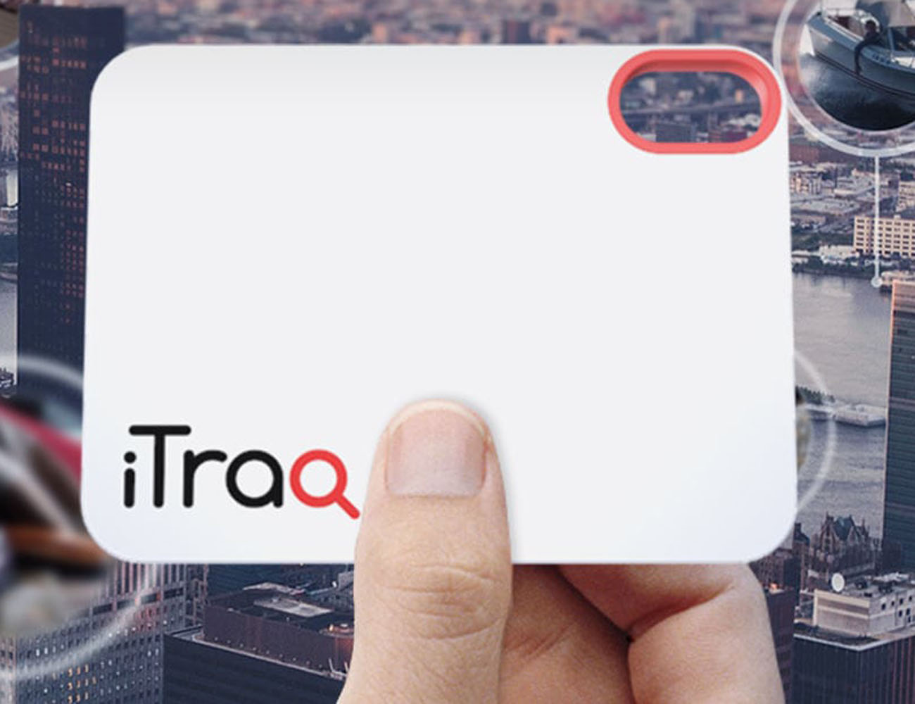 iTraq: The Cellular Tracking Device