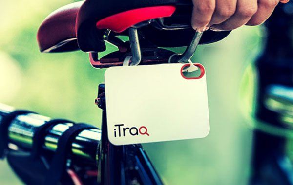 No Bluetooth No GPS – iTraq is an Outstanding Cellular Tracker For Your Belongings