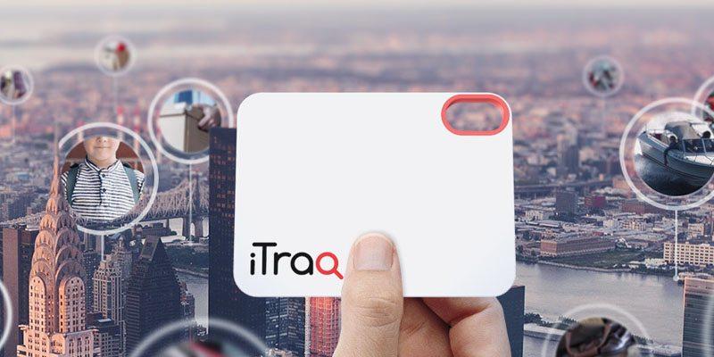 iTraq cellular tracker
