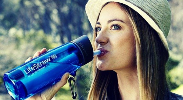 LifeStraw Go Will Never Let You Run Out of Safe Drinking Water