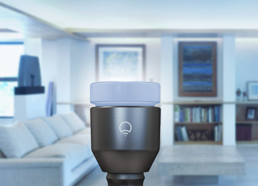 Lifx+%26%238211%3B+The+Smart+Wifi+Light+Bulb