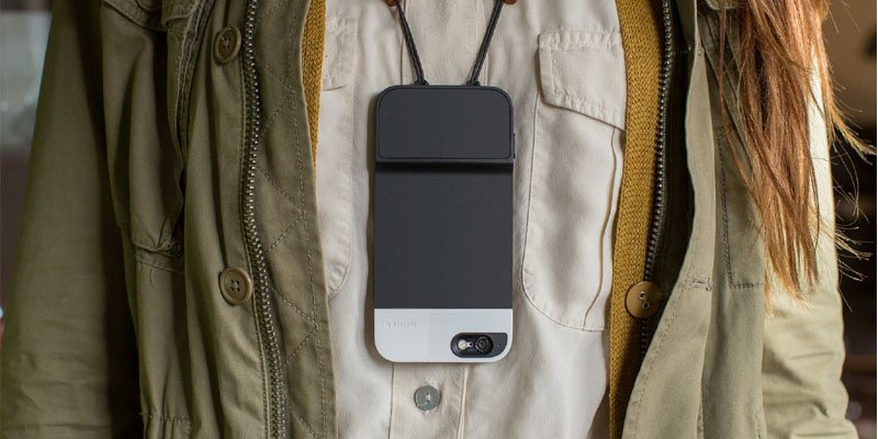 Moment Case camera strap attachment