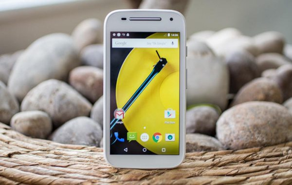 Moto E (2015) Has Been Revealed and Motorola Keeps Up the Good Work