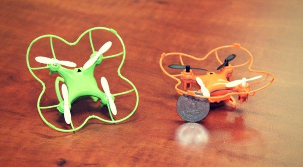 Master the Excellence of Flying Quadcopters With NANO DRONE for Beginners