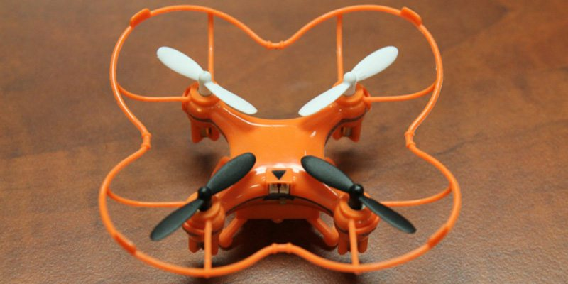 Nano Drone for Beginners indiegogo campaign