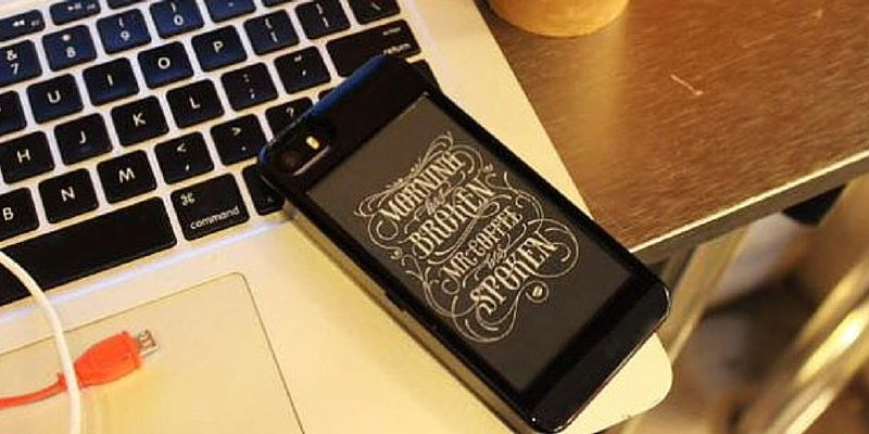 popslate smartphone case