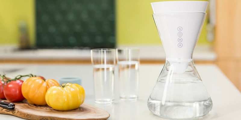 soma water filter gadget