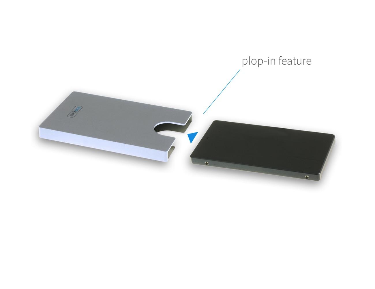 Plop SSD Drives