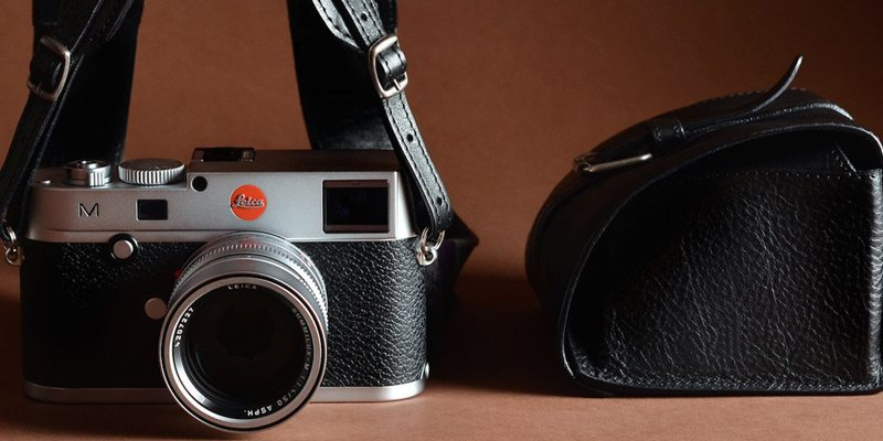 Atelier Pop Up Leica Camera Case