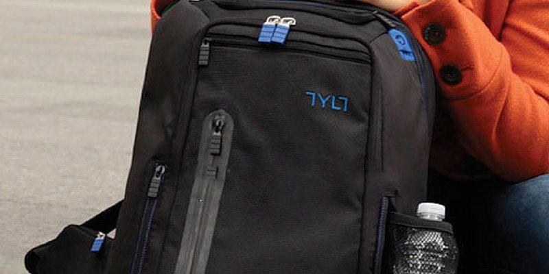 Tylt Energi Backpack + Battery
