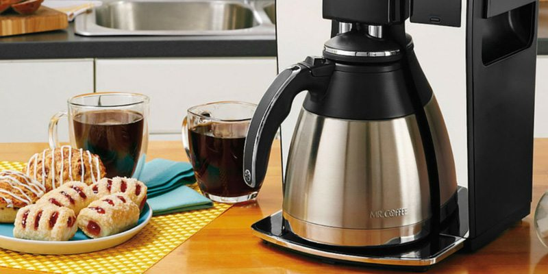 Mr. Coffee® Smart Optimal Brew™ Coffeemaker with WeMo®