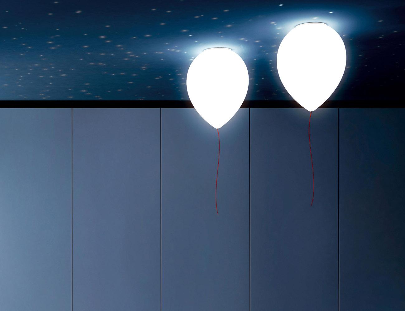 Balloon Lamp » Gadget Flow